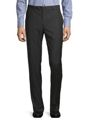 Formalwear Sloane Slim Tailored Fit Tuxedo Pants by Paisley And Gray