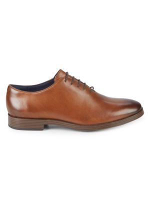 Jefferson Wholecut Leather Oxfords by Cole Haan