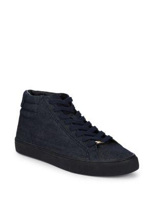 Denim Hi Top Sneakers by True Religion