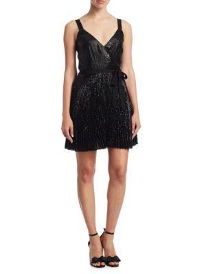 Itara Sequin Dress by Joie