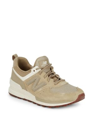 Logo Lace Up Sneakers by New Balance