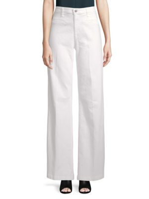 Lana Wide Leg Trousers by Ag Jeans