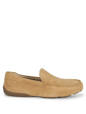 Branson Ventian Suede Loafers by Cole Haan