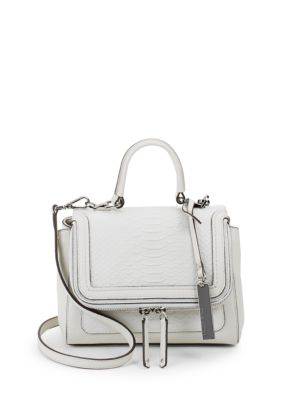 Brud Small Leather Satchel by Vince Camuto