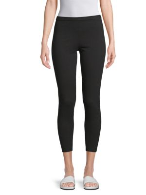 Coastal Cropped Leggings by Vince