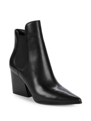 Finley Point Toe Chelsea Boots by Kendall + Kylie