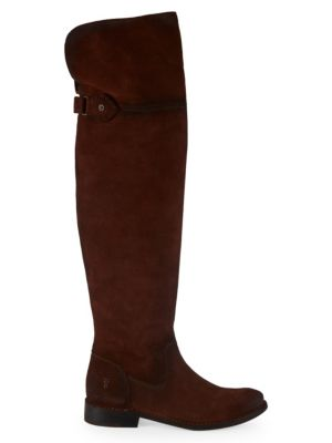 Shirley Over The Knee Boots by Frye
