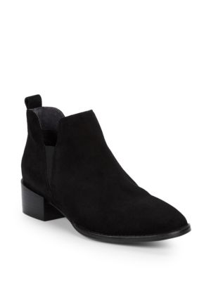 Commitment Suede Chelsea Boots by Seychelles