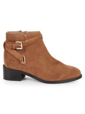Persistence Suede Ankle Boots by Seychelles