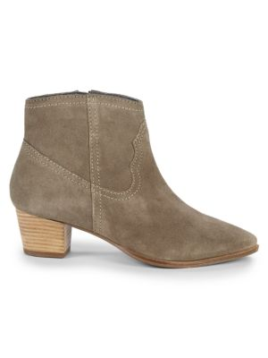 Humanity Suede Ankle Boots by Seychelles