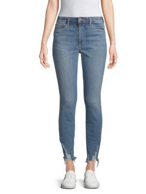 Elenor Distressed Jeans by Joe's Jeans