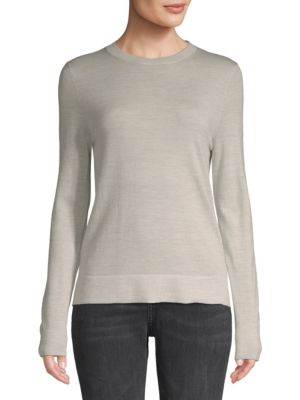 Fitted Wool Sweater by Zadig & Voltaire