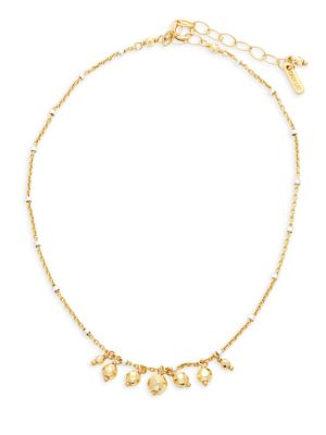 Charm Anklet by Chan Luu