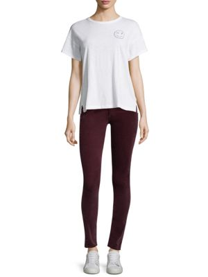 Velvet Skinny Pants by Rag & Bone