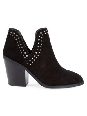 Abbie Suede Ankle Boots by Steve Madden