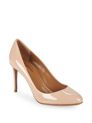 Essential Patent Leather Stiletto Pumps by Aquazzura