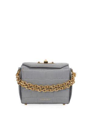 Crossbody Box Bag 16 by Alexander Mc Queen
