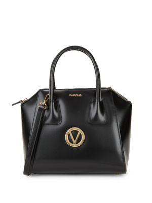 Minimi Leather Tote by Valentino By Mario Valentino
