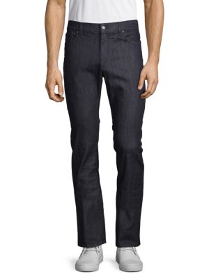 Classic Slim Stretch Jeans by Versace