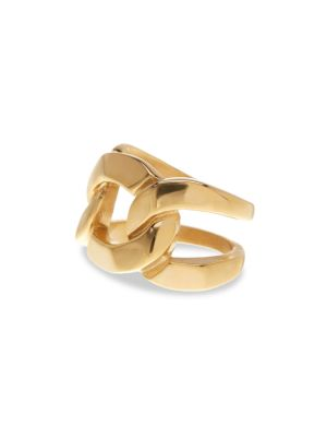 Linked Knot Midi Ring by Sterling Forever