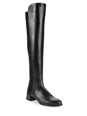 Fifo Tall Leather Boots by Stuart Weitzman