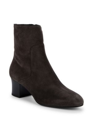 Findlay Suede Ankle Boots by Aquatalia