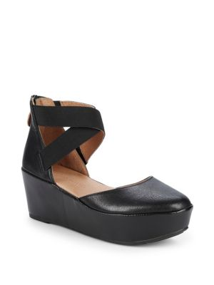 Fiona Platform Wedges by Gentle Souls