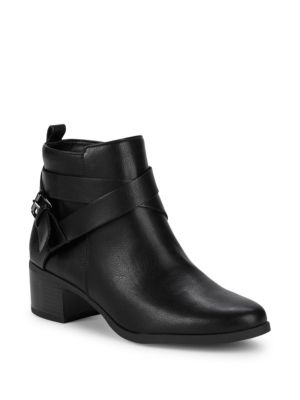 Javen Booties by Anne Klein