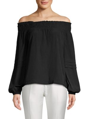 Aggie Off The Shoulder Top by Ramy Brook