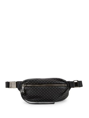 Studded Leather Fanny Pack by Aimee Kestenberg