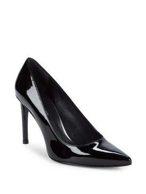 Tally Patent Stiletto Pumps by Stuart Weitzman