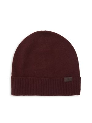 Cashmere Beanie by Hickey Freeman