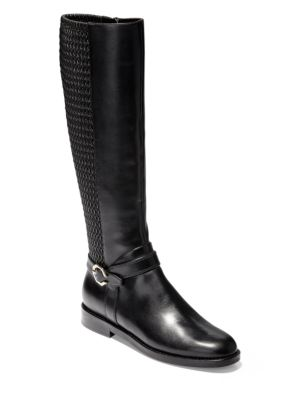 Leela Grand Riding Boots by Cole Haan
