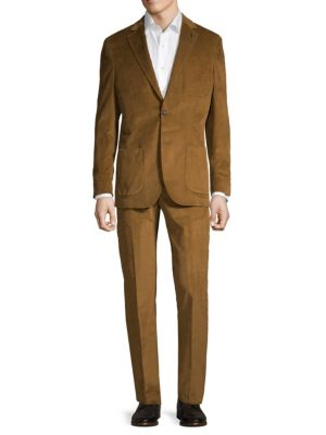 Textured Corduroy Suit by Michael Bastian