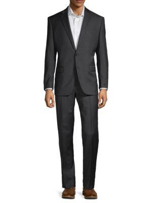 Classic Wool Suit by Lauren Ralph Lauren