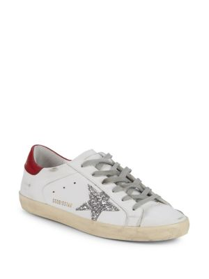 Star Patch Superstar Sneakers by Golden Goose Deluxe Brand