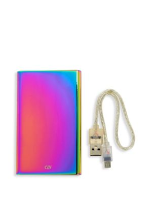 Electroplated Power Bank by Candywirez