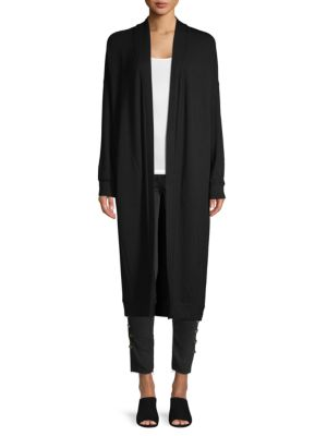 Classic Long Cardigan by Tess Elliott Studio