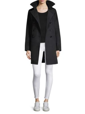 Techno Trench Coat by Jane Post