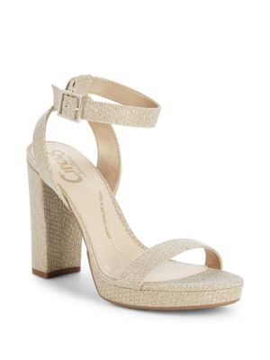 Annette Block Heel Sandals by Circus By Sam Edelman
