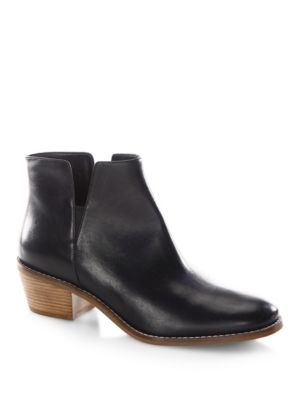 Grand Os Abbot Leather Booties by Cole Haan