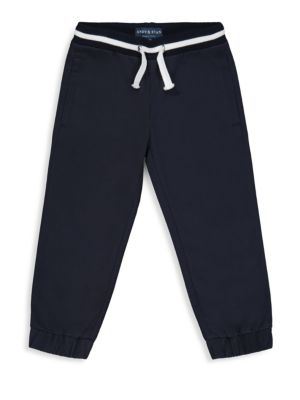 Baby And Little Boy's Jogger Pants by Andy & Evan