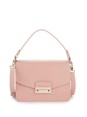 Saffiano Leather Crossbody Bag by Furla