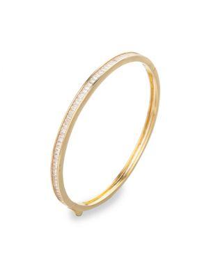 Luxe Crystal Sparkly Bangle Bracelet by Eye Candy La