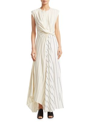 Twisted Henley Maxi Dress by 3.1 Phillip Lim