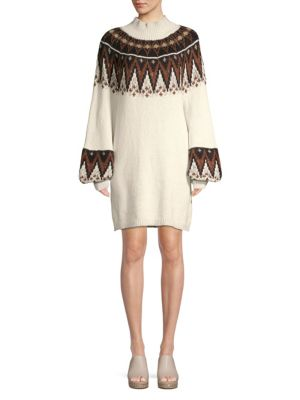 Scotland Sweater Dress by Free People