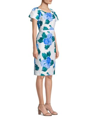 Peony Sheath Dress by Draper James