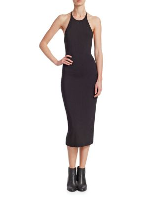 T Back Jersey Dress by Alexander Wang