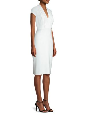 Gerarda Crepe Sheath Dress by Elie Tahari