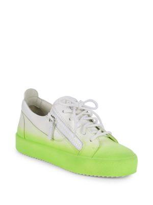 Ombre Effect Sneakers by Giuseppe Zanotti